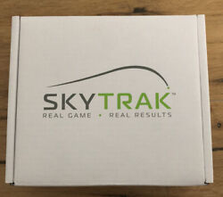 Skytrak Golf Simulator/ Launch Monitor Brand New. With New Metal Case