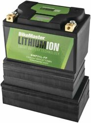 Lithium-ion 2.0 Battery For Can-am Outlander Max 400/xt 2004-2015 Black