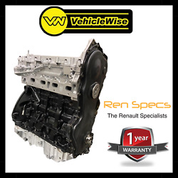 2016 Onwards Renault Trafic 1.6 Dci R9m413 Recon Reconditioned Engine