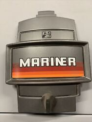 Mariner Mercury Front Cover 50 60 Hp 2143-8774a6 2143-8774a7