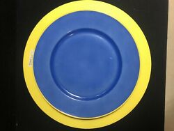 Haviland Limoge Claude Monet At Giverny Charger/service Plate/ Discontinued