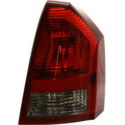 Taillight For Mercedes-benz E500 03-06 Driver Side Oe Replacement Led W/o Bulbs