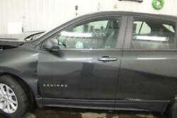 2020 Chevy Equinox Painted Son Of A Gun Gray Lh Left Driver Side Front Door