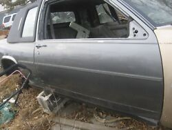 1988 Cadillac Deville Fwd Coupe Passenger Right Door Assembly