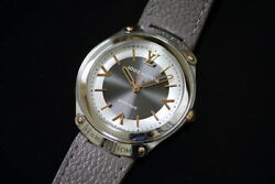 Louis Vuitton Fifty Five Q6g24 Automatic Menand039s Watch From Japan Pre Owned U0319