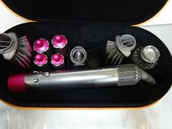 Dyson Airwrap Complete Styler For Multiple Hair Types And Styles Fuchsia