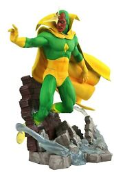 Marvel Gallery Comic Vision Pvc Statue - Presale - Ships In Late October