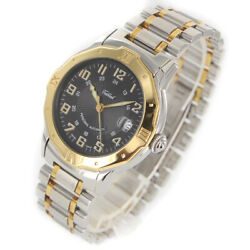 Tabbah Personal Automatic Gp Black Dial Stainless Menand039s Watch From Japan [b0320]