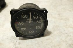 Cessna 140 120 Keystone Instruments Air Speed Airspeed Indicator Aw-2 3/4-16-3a