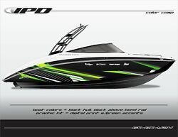 Ipd Bk Design Graphic Kit For Yamaha 242 Limited Sx240 Ar240