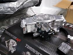 Holley 534-225 Stealth Efi Throttle Body+ Harness And Extras