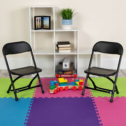 10 Pack Kids Plastic Folding Chair Daycare Home School Furniture