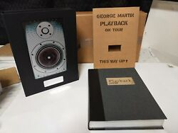 Playback An Illustrated Memoir 1210 Signed By Sir George Martin The Beatles