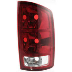 Taillight For Chevrolet Silverado 1500 03 Passenger Oe Replacement W/o Bulbs