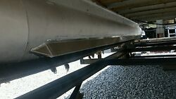 4 Lifting Strakes For Tri-toon 23and039 - 24and039 Tri-toon Inside And Out Kit Max Lift