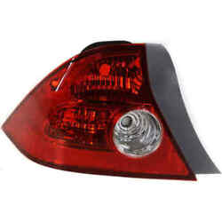 Taillight For Nissan Cube 09-11 Passenger Side Oe Replacement Halogen W/bulbs