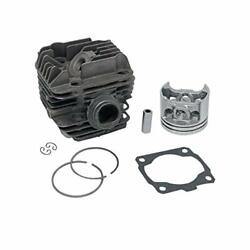 Hyway Cylinder And Piston + Gasket For Stihl Ms200 Ms200t 40mm Nikasil Plating