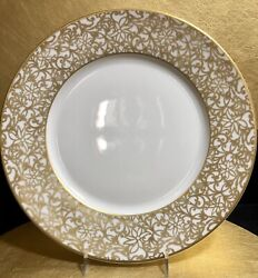 Raynaud Salamanque Gold Dinner Plate