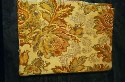 Vintage Upholstery Fabric 56quot; x44quot;