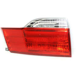 Taillight For Honda Odyssey 2008-2010 Driver Oe Replacement Halogen W/bulbs