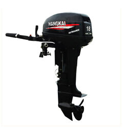 2stroke 18hp Outboard Motor Engine Fishing Boat Cdi Water Cooling System