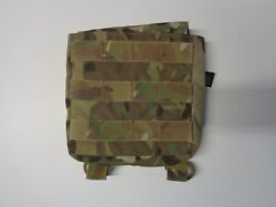 High Ground Gear Padded Side Plate Pouch Multicam