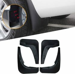 Car Mudguards For Volk Swagen V W Polo Mk4 9n3 05-09 Front And Rear Mud 4 Pieces