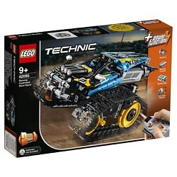Lego Remote-controlled Stunt Racer Technic 42095