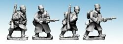 Crusader Miniatures - Wwf092 - French Army Senegalese Lmg Teams - Bolt Action