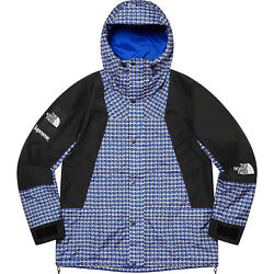 Supreme®/the ® Studded Mountain Light Jacket - Royal - Xlarge In Hand