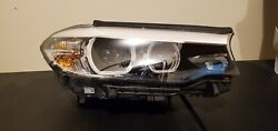 2020 Bmw 530i Front Right Headlight Oem Part 8499120 03