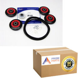 For Amana Maytag Centennial Dryer Repair Kit Belt Pulley Rollers Pc2069013x160
