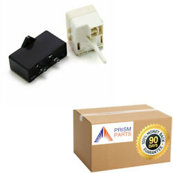 For Amana Refrigerator Start Relay And Capacitor Part Pr4877875paam600