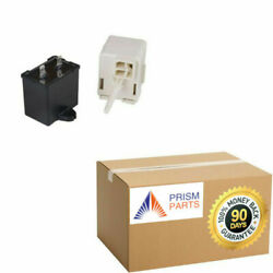 For Amana Refrigerator Start Relay Run Capacitor Device Pp4877875am261