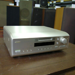 Used Victor Xm-v1 Md Deck Silver Music Player Mini Disc Deck