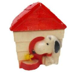 Vintage Toy Box Snoopy Height