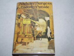 Enderby Outside Anthony Burgess Inscribed By The Author First Edition 1st Print