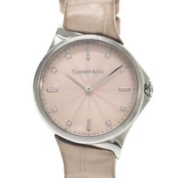 And Co. Metro 2 60874743 Quartz Stainless Ladies Watch From Japan [b0327]