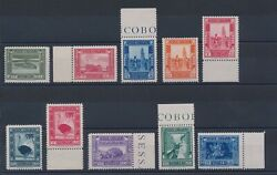 1932 Somalia - Series Pictorial Jagged 12 10 Values Series Incomplete