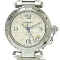 Pasha C Meridian W31029m7 Automatic Stainless Steel Men's Watch [b0328]