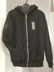 Chrome Hearts Authentic Hoodie Size L Black Tops Long Sleeves