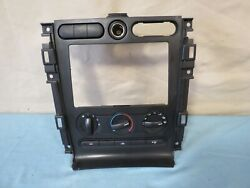 ✅ 05-09 Ford Mustang Center Dash Radio Climate Control Bezel Oem 6r33-19980-aa