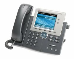 New Cisco Cp-7945g 7900 Series Voip Unified Phone 7945g