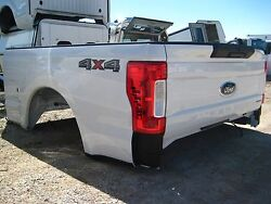 Ford Super Duty F250 F350 6.5' Shortbed Truck Bed 2017 2018 2019 Only Short Bed