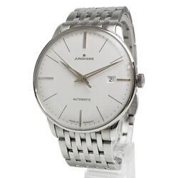 Junghans Meister Classic Automatic 027 / 4311.44 Men's Watch Pre Owned [u0331]