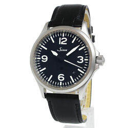 Sinn 656 2776 Automatic Stainless Steel Men's Watch From Japan Pre Owned [u0331]