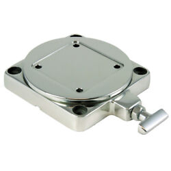Cannon Stainless Steel Low Profile Swivel Base 1903002