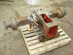 1973 Massey Ferguson 1085 Tractor Rearend Differential Assembly