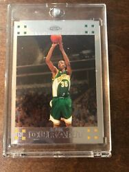 2007 Topps Chrome Kevin Durant 131 Rookie Card Hot 🔥🔥🔥