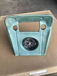 68 Cougar Xr7 Center Console Console Clock And Radio Surround Pad